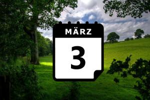 Urlaub im März - Vorschaubild