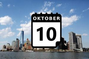 Urlaub im Oktober - Vorschaubild