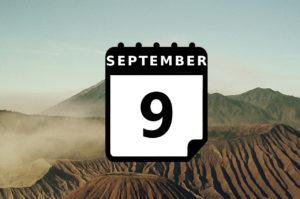 Urlaub im September - Vorschaubild