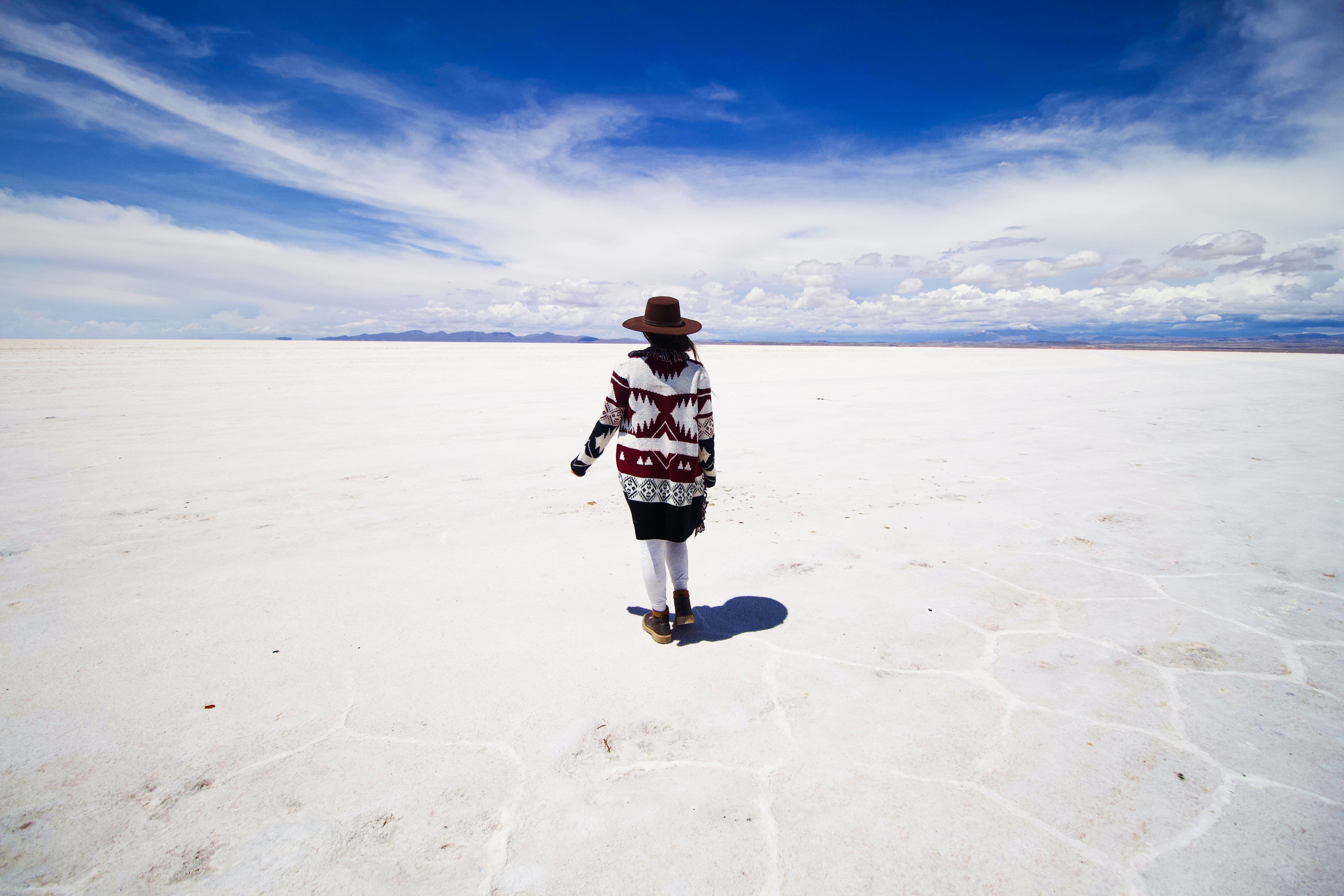 Salar de Uyuni Bolivien / Foto: RomanBader auf Pixabay