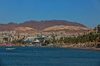 Klimainformationen Eilat