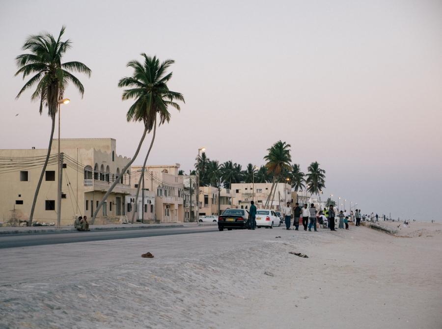 Karte Oman Salalah.Beste Reisezeit Salalah Wetter Klimatabelle Und Klimadiagramm