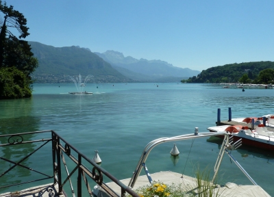 Lac d\\\'Annecy (Jussarian)  CC BY-SA