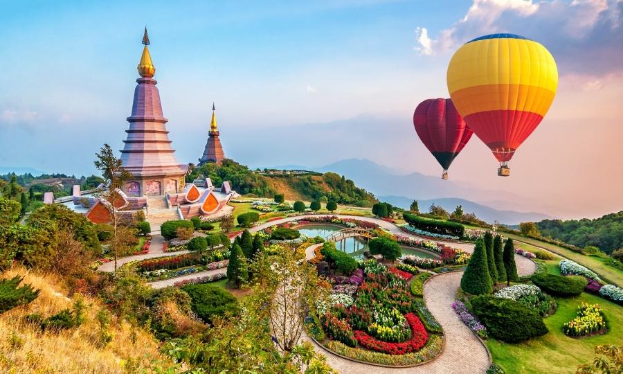 Beste Reisezeit Chiang Mai (Wetter, Klimatabelle und Klimadiagramm)