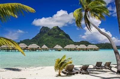 Klimainformationen Bora Bora