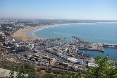 Klimainformationen Agadir