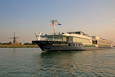 Avalon European River Cruises (Roderick Eime)  CC BY