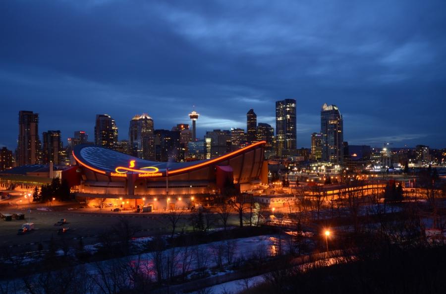 Calgary Wetter
