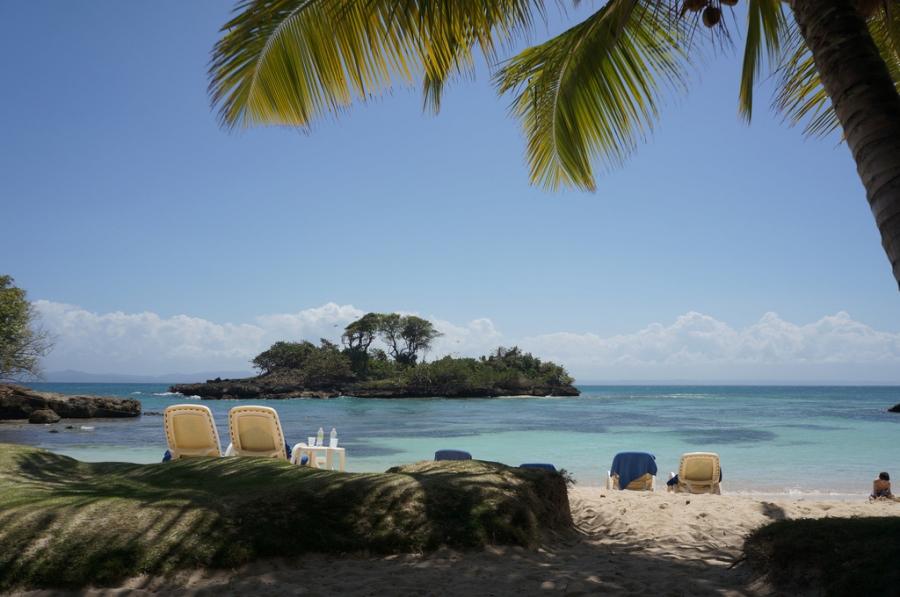 Bacardi Insel Dom Rep Karte.Beste Reisezeit Samaná Wetter Klimatabelle Und Klimadiagramm