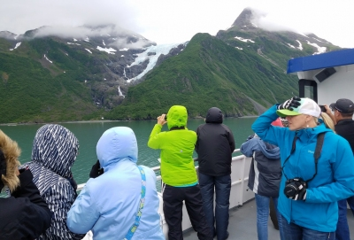 cell phone Galaxy S7 - Prince William Sound glacier cruise Alaska (C Watts)  [flickr.com]  CC BY  Infos zur Lizenz unter 'Bildquellennachweis'