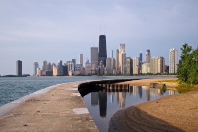 Chicago Reflection (Roman Boed)  CC BY