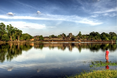 Klimainformationen Angkor Wat