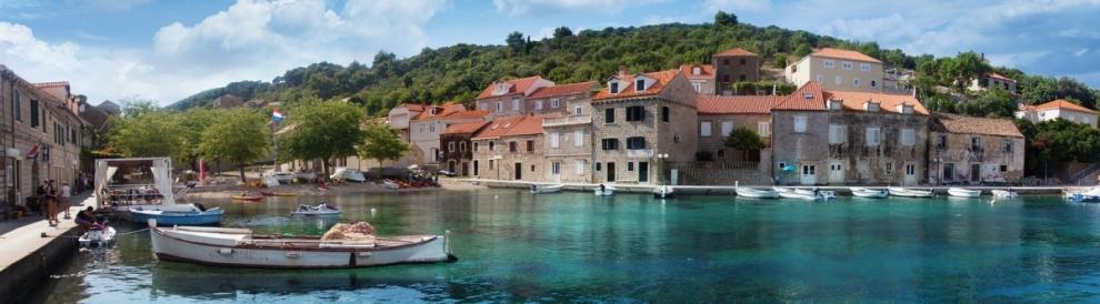 Beste Reisezeit Kroatien Wetter Klimatabelle Und Klimadiagramm