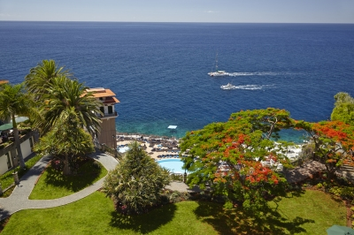 hotel THE CLIFF BAY | overview (PortoBay Hotels & Resorts)  CC BY
