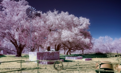 infrared windmill (greg westfall)  CC BY