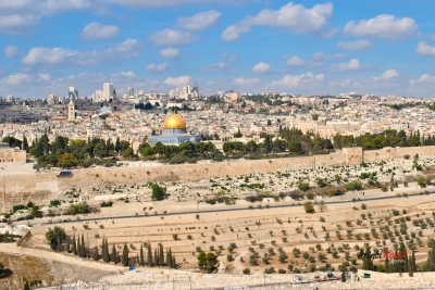Jerusalen, Israel (Angel Rivas Photographics)  CC BY-SA
