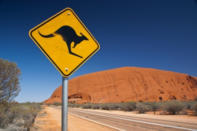 Kangaroo sign (bluedeviation)  CC BY-ND