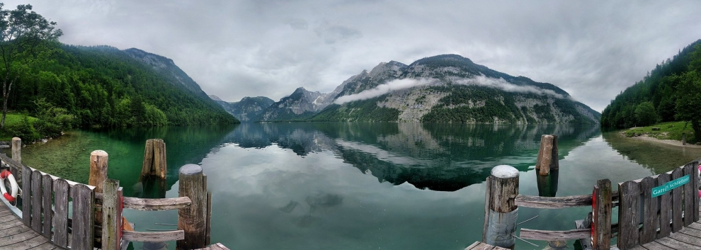 Königsee Panorama from the