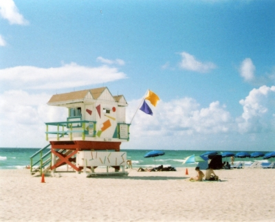 Lifeguard Station South Beach (Phillip Pessar)  CC BY