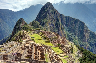 Machu Picchu  -      -   9.7.2011  - IMG_7753_4_5_fused (Bruce Tuten)  CC BY