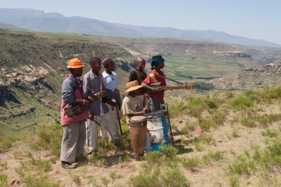 Malealea Band, Lesotho (Di Jones)  CC BY