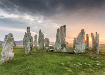 More Callanish Stones (Chris Combe)  CC BY