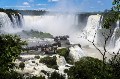 Parque Nacional do Iguaçú / Iguaçu National Park (Deni Williams)  CC BY