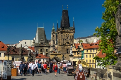 Klimainformationen Prag