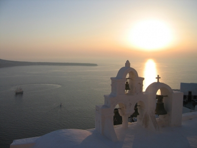 Santorin Sunset (somma1977)  CC BY-ND