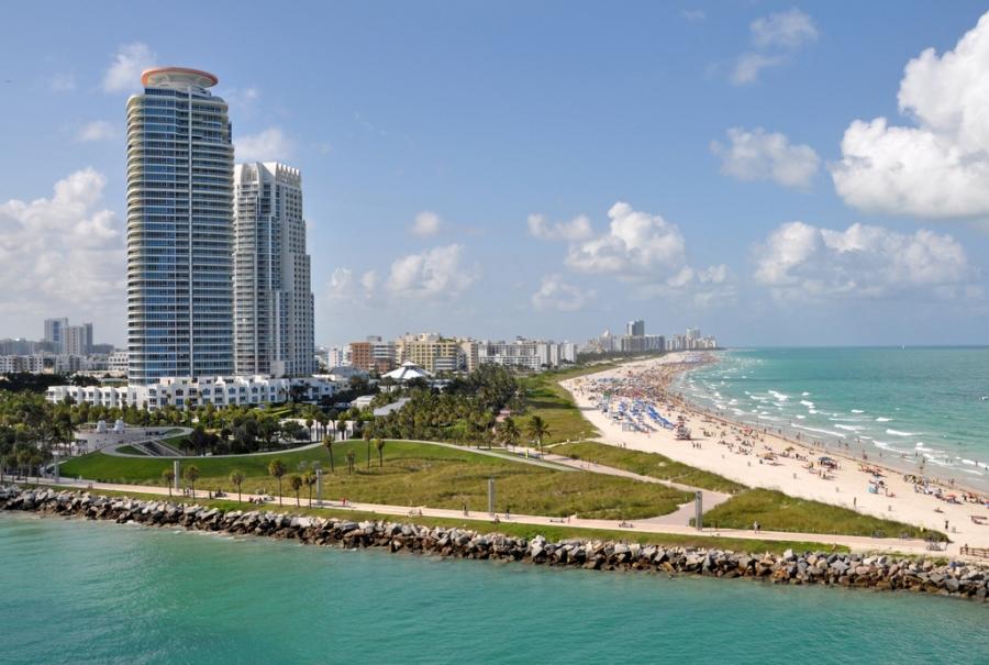 Wetter Miami Beach Juni