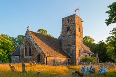 St Augustine, Canford Magna, Dorset (JackPeasePhotography)  CC BY