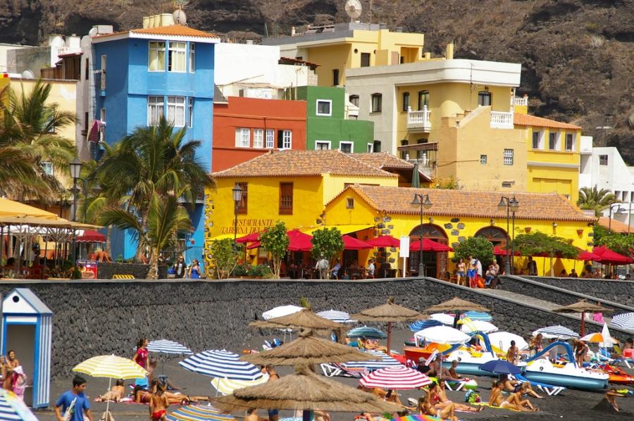 Beste Reisezeit La Palma Wetter Klimatabelle Und Klimadiagramm