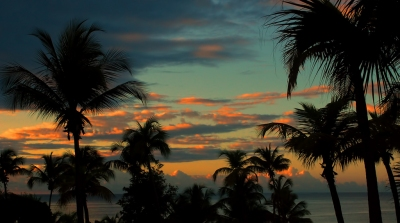 Sunset in Puerto Rico (Trish Hartmann)  CC BY