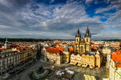The Grand Old Town of Prague (mendhak)  CC BY-SA