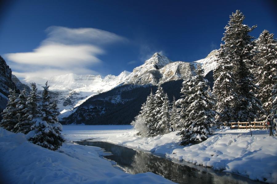 Beste Reisezeit Rocky Mountains Klimatabelle Und
