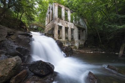 The Wilson Mill (davejdoe)  CC BY