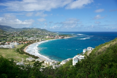 Klimainformationen St. Kitts und Nevis