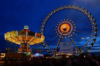 Wiesn 2010 (halbag)  CC BY