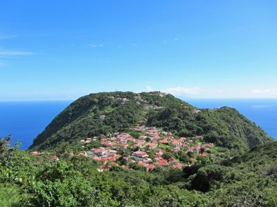 Windwardside, Saba (Richie Diesterheft)  CC BY-SA